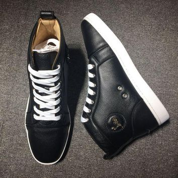 DCCK Cl Christian Louboutin Style #2131 Sneakers Fashion Shoes