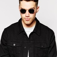 D-Struct Round Sunglasses at asos.com