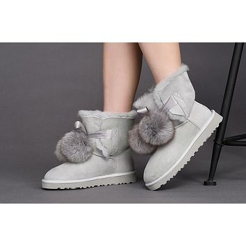 Best Deal Online UGG Limited Edition Classics Boots GITA Women Shoes 1018517 SEAL