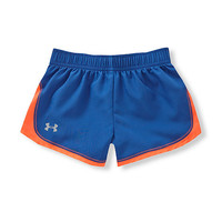 Under Armour 2T-6X Solid Stunner Shorts | Dillards