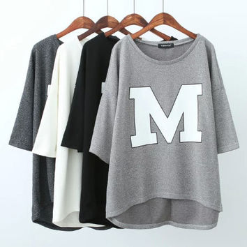 Varsity Style Long Top