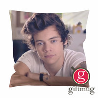 Harry Styles Cushion Case / Pillow Case