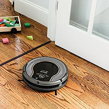 Shark ION ROBOT 750 Vacuum with Wi-Fi Connectivity + Voice Control (RV750)