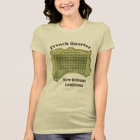 French Quarter ***New Orleans T-shirt