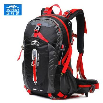 40L-50L Waterproof Hiking And Camping Backpacks