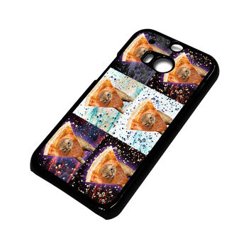 PIZZA CAT 2 HTC One M8 Case Cover