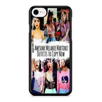 8 Awesome Melanie Martinez Outfits iPhone 8 Case