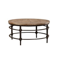 Caralee Round Coffee Table