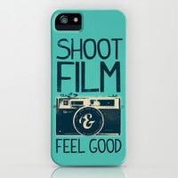 Shoot Film iPhone & iPod Case by Victor Vercesi