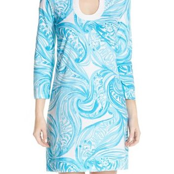 Lilly Pulitzer® 'Marlina' Pima Cotton Shift Dress | Nordstrom