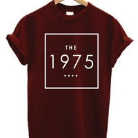 The 1975 logo Shirt