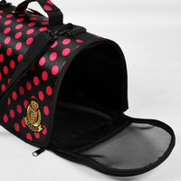 Rose Red Dot Pet Package/Pet Carriers