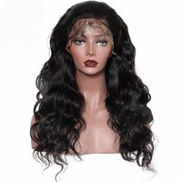 Lace Front Human Hair Wigs 250 % density