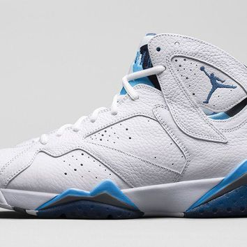Air Jordan Retro 7 VII 'French Blue' Mens