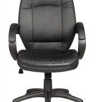 New Ergonomic Office Executive Chair Computer Desk Task Hydraulic O4