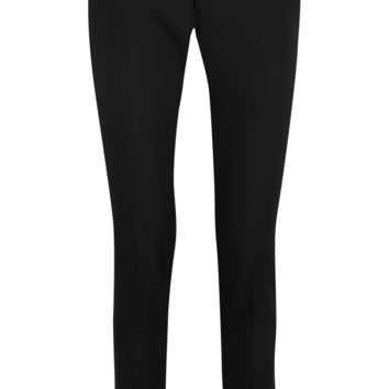 Saint Laurent - Grain de poudre wool tapered pants
