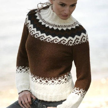 Best Nordic Sweaters Products on Wanelo