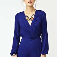 Havana Romper - Blue in  Clothes at Nasty Gal