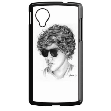 One Direction Harry Styles Art Pencil Nexus 5 Case