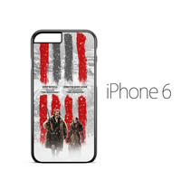 Hateful Eight Russell iPhone 6 Case