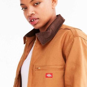 Dickies Flannel Lined Jacket - Urban Outfitters