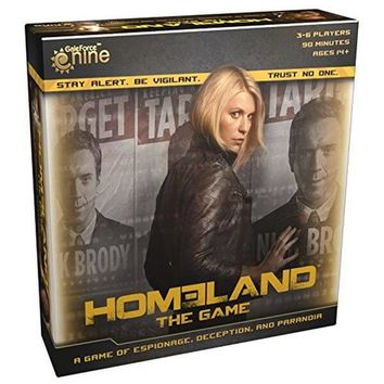 Homeland: The Board Game - Tabletop Haven