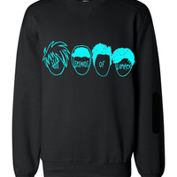 5SOS Heads Crewneck Sweater