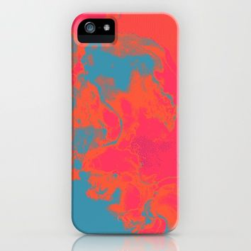 Pixelated iPhone Case by duckyb