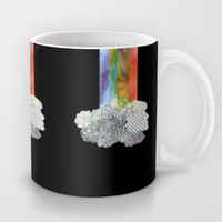 Clouds & Rainbow Mug by Kanika Mathur