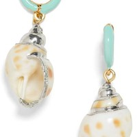 BaubleBar Kailua Shell Drop Earrings | Nordstrom