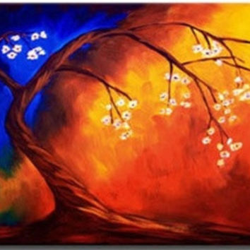 Obeisance of The Light Canvas Wall Art