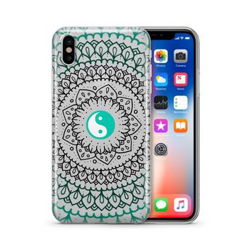 Steph Okits X Milkyway Cases Yin Yang Mandala -