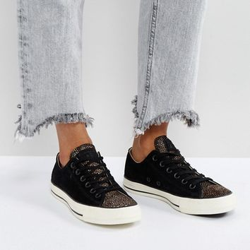 Converse Chuck Taylor All Star Sneakers In Black at asos.com