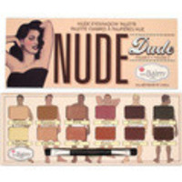 Nude Tude 12 Colors Eyeshadow Palette