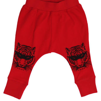 Masked Tiger Slouch Baby Pants
