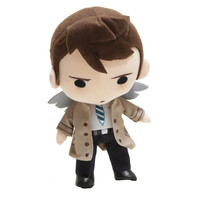 Supernatural Castiel Plush