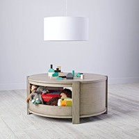 Rotunda Play Table (Grey Stain)