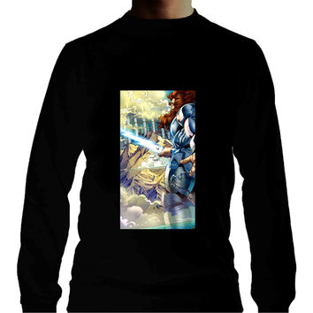 Zeus Marvel Odin Ymir Surtur Dormammu - Sweater for Man and Woman, S / M / L / XL / 2XL **