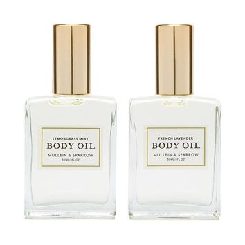 Body Oil Gift Set