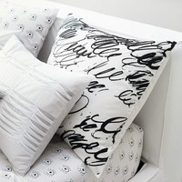 Isabella Rose Taylor Design Sketch Pillow Cover