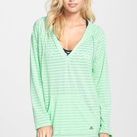 Women's adidas Hoodie Cover-Up