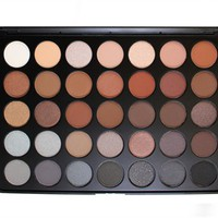 Morphe Color Koffee Eyeshadow Pallete - 35K