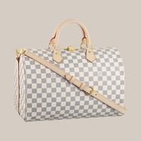 Speedy Bandoulière 35 - Louis Vuitton - LOUISVUITTON.COM