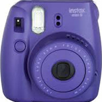 Fujifilm Instax Mini 8 Instant Camera, Grape | Jo-Ann