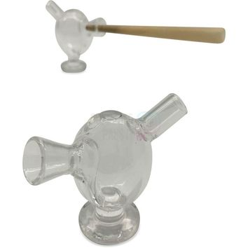 Mini Glass Cigar Holder Bubbler Day-First™