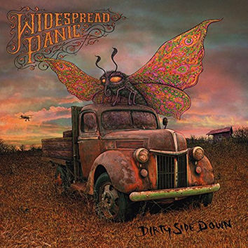 Widespread Panic : Dirty Side Down CD [Digipak]