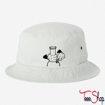 mickey smoke bucket hat
