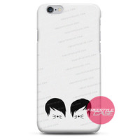Phil and Dan Cat Whiskers Merch iPhone Case Cover Series
