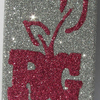 Sparkly RealTree Girl RG iPhone 4/4S OR iPhone 5 Cell Phone Case - iTouch 5 also available