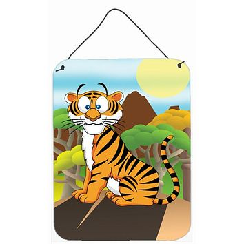 Tiger Wall or Door Hanging Prints APH7633DS1216